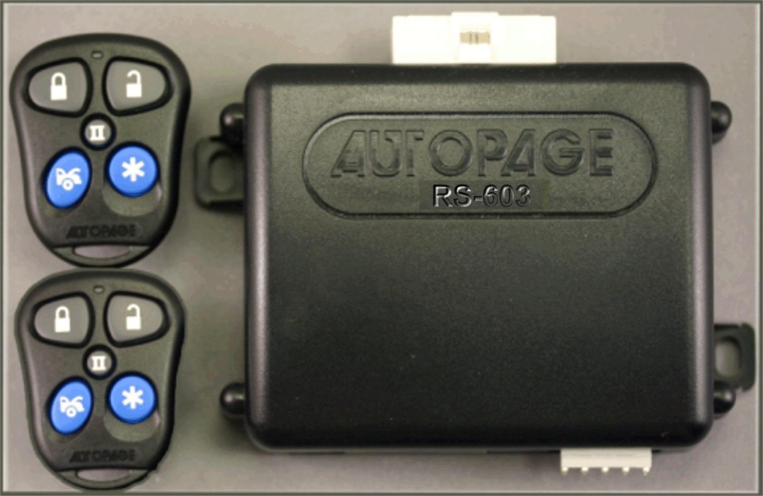 Großartig Autopage Remote Start Schaltplan Galerie - Elektrische ...